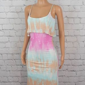 Tobi pastel maxi dress